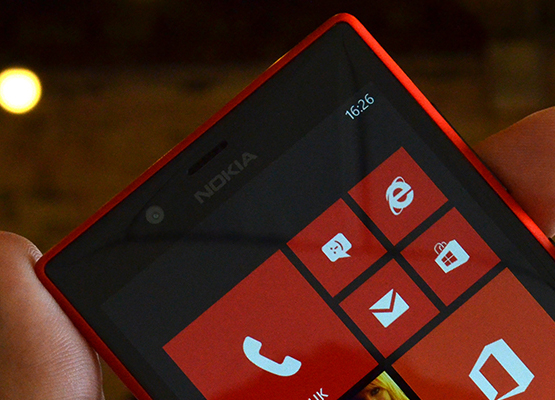 телефон lumia 720 с поддержкой windows phone 10